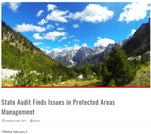 Invest in Albania - state audit