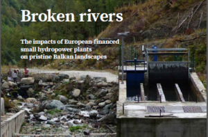 Broken rivers cover picture