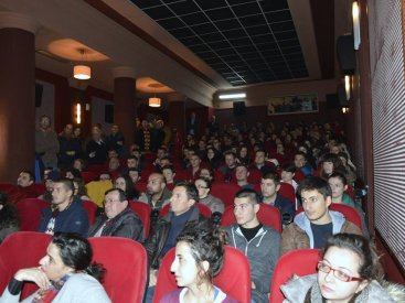 "Moving Cinema with ""The Vjosa story"""