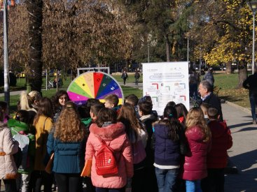 Energy Game with Tirana's citizens